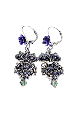 Owling Wisdom Earrings - Avery and May