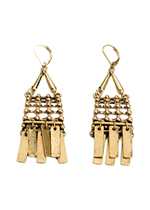Cleopatra's Best Earrings - Avery and May